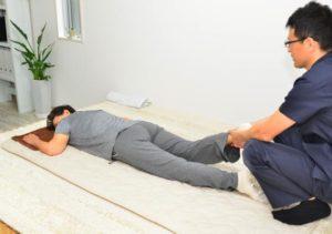 腰椎すべり症整体鹿児島治療